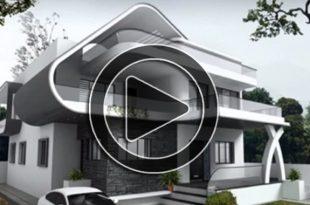 Video tổng hợp 33 mẫu biệt thự đẹp 2 tầng hiện đại