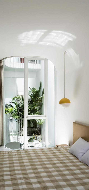 Nhà phố 4 tầng 3,5x12m thoáng mát với thiết kế thông minh - Không gian trong nhà 05