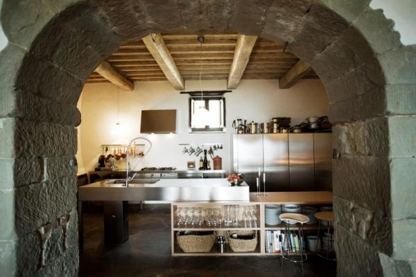 Căn biệt thự 2 tầng phong cách Trung Cổ tại Umbria Italy - 04