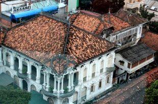 Hình ảnh 01 - Sốc ! Căn biệt thự cổ cũ nát giá 700 tỷ giữa Sài Gòn