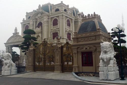 Chiêm ngưỡng 16 mẫu biệt thự cổ điển kiểu Pháp, Châu Âu đẹp đẳng cấp - Mẫu 03
