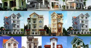 Chiêm ngưỡng 16 mẫu biệt thự cổ điển kiểu Pháp, Châu Âu đẹp đẳng cấp