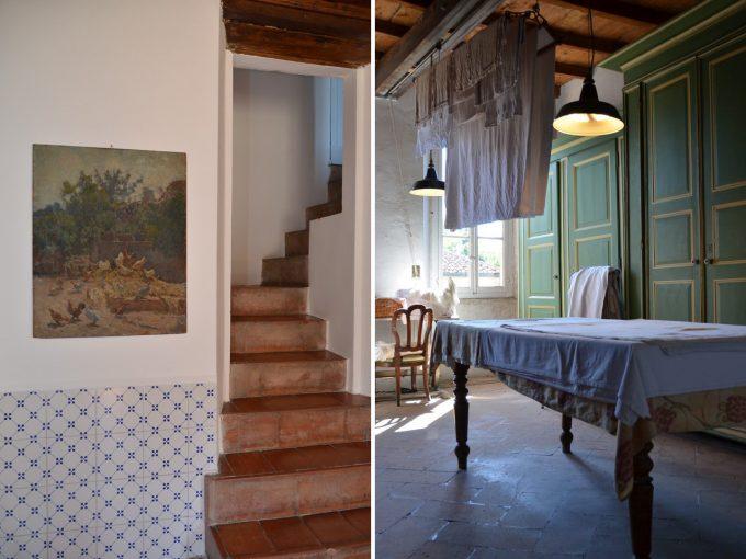 Mẫu biệt thự 3 tầng vùng thôn quê Châu Âu đẹp mộc mạc - Không gian nội thất 10