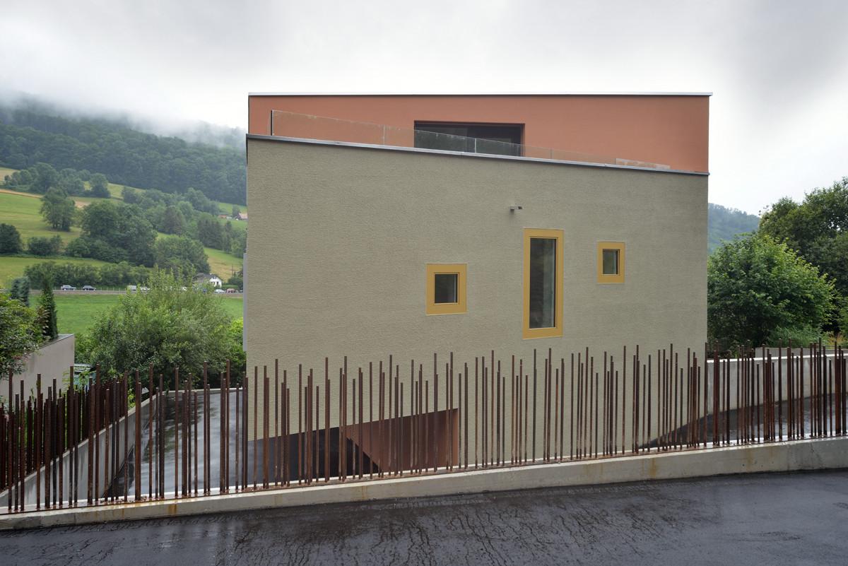 Chiêm ngưỡng mẫu nhà đẹp tối giản Duplexhouse tại Thụy Sĩ - 03