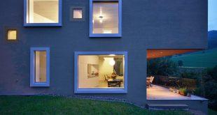 Chiêm ngưỡng mẫu nhà đẹp tối giản Duplexhouse tại Thụy Sĩ - 04