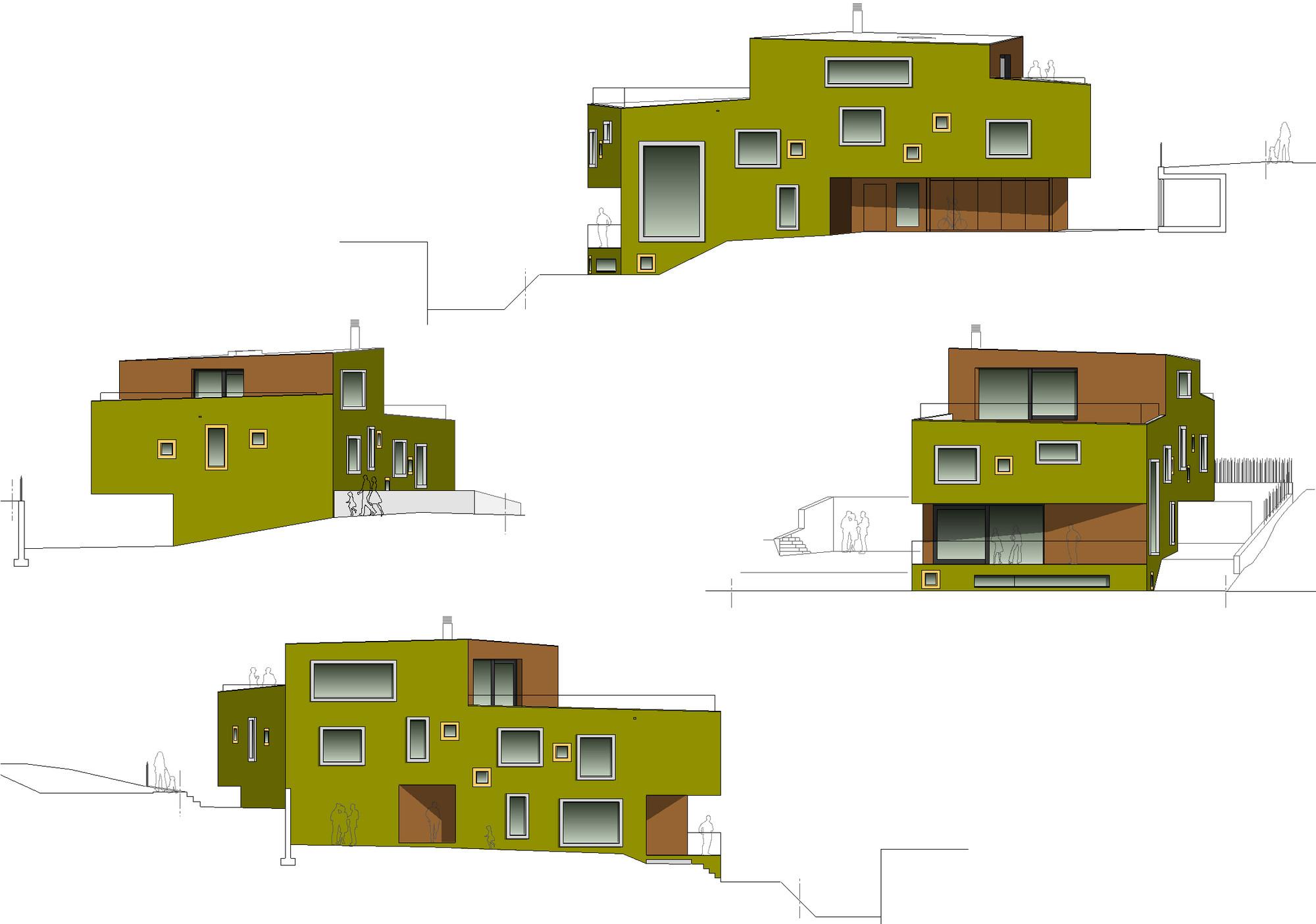Chiêm ngưỡng mẫu nhà đẹp tối giản Duplexhouse tại Thụy Sĩ - 06