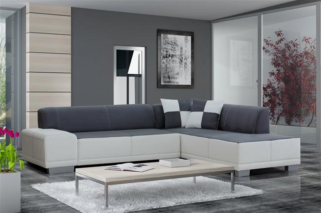 Không gian nhà đẹp màu xám đơn giản