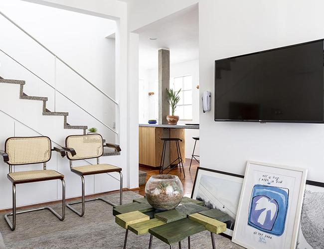 Mẫu biệt thự đẹp 2 tầng -Phòng khách bố trí hợp lý