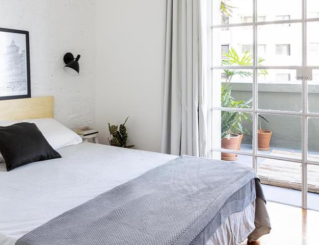 Mẫu biệt thự đẹp 2 tầng - Phòng ngủ sang trọng