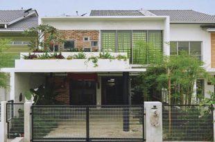 Mẫu 04: Tư vấn thiết kế nhà phố 2 tầng 6x20m ở Hà Nội