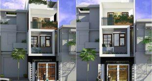 Mẫu nhà phố 3 tầng tại Hoàn Kiếm
