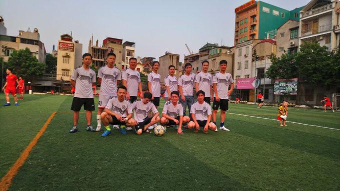 Đội bóng đá Công ty Kiến Tạo Việt - 1
