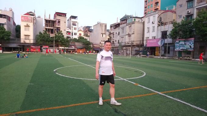 Đội bóng đá Công ty Kiến Tạo Việt - 2