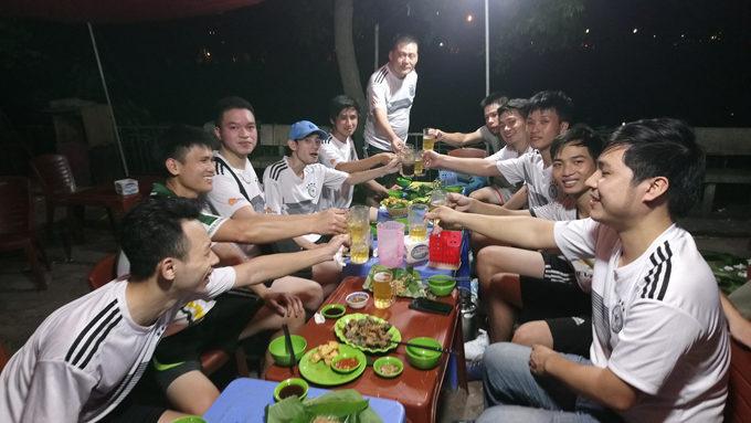 Đội bóng đá Công ty Kiến Tạo Việt - 3