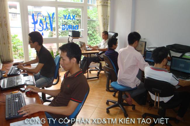 Phòng thiết kế, design kiến trúc, nội thất, cảnh quan - Kiến Tạo Việt - 2