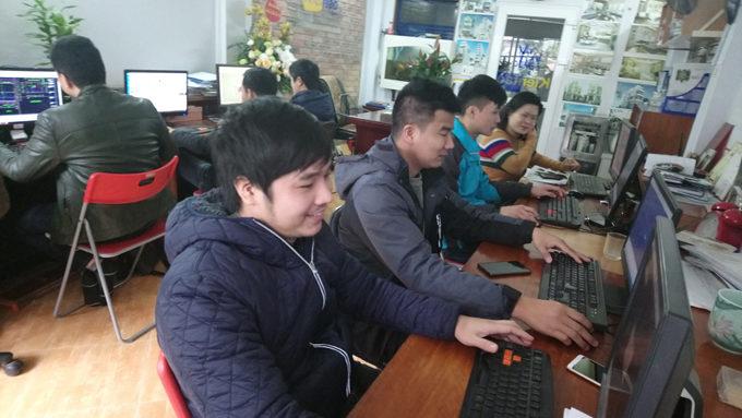 Phòng thiết kế, design kiến trúc, nội thất, cảnh quan - Kiến Tạo Việt - 5