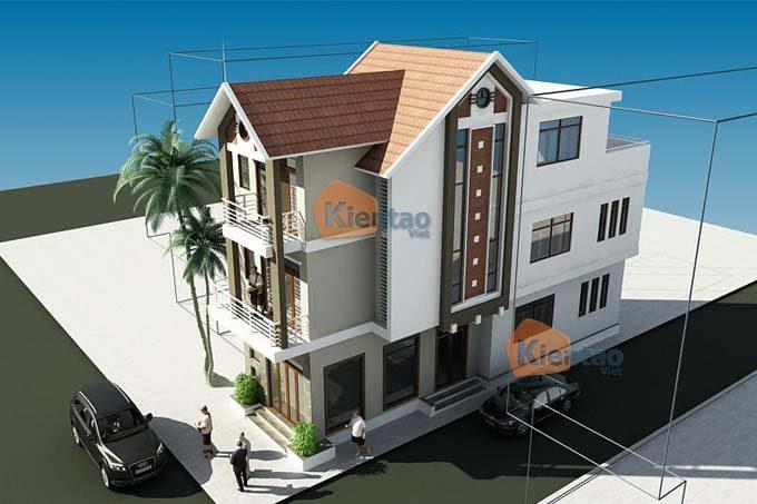 PC2 - Nhà phố 3 tầng 2 mặt tiền 5x18m hiện đại